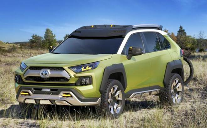 2021 Toyota RAV4 Redesign