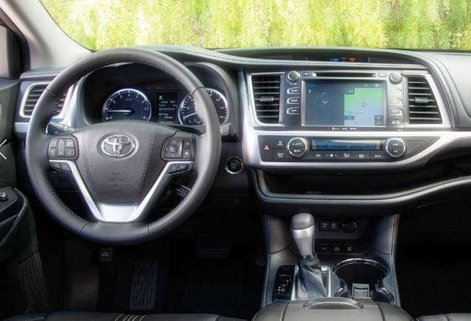 2021 Toyota Highlander Interior Redesign