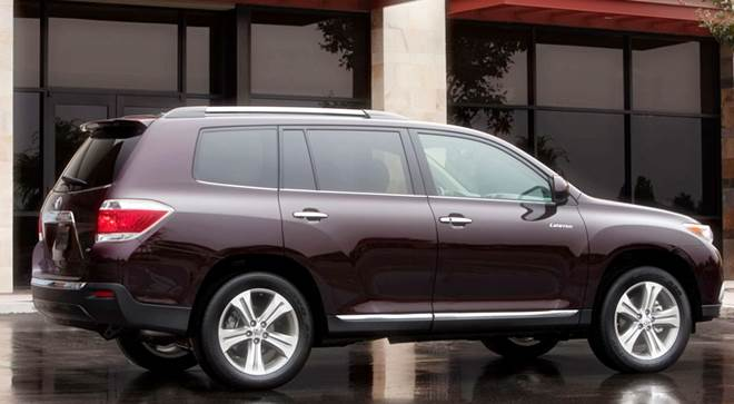 2021 Toyota Highlander Redesign