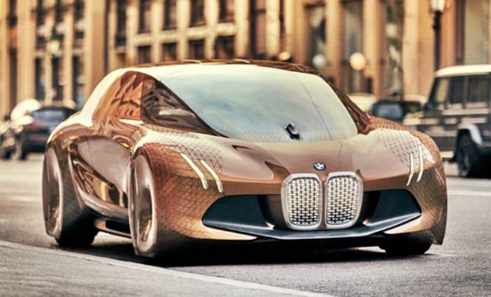 2021 BMW Inext Specifications