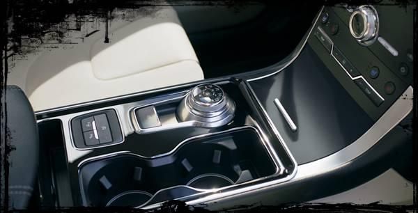 2022 Ford Edge Interior Redesign