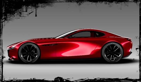 2022 Mazda RX9 Exterior