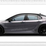 2022 Toyota Camry Refresh